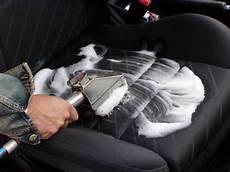 la tappezzeria pulizia professionale tappezzeria automobile pulire