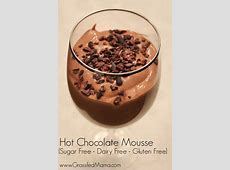 dairy free sugar free chocolate mousse_image