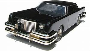 Lincoln Continental Mk III 71  The Car 1977 Cars