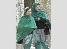 Beautiful school girls Hunza valley Gilgit Baltistan