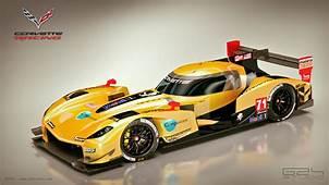 Oh My McLaren WEC/LMP1 Concept Credits G24 Studio  Formula1