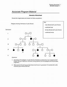 14 best images of pedigree worksheet with answer key genetics pedigree worksheet answer key
