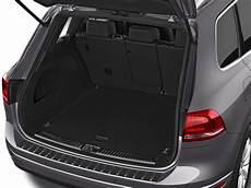 vw touareg kofferraum image 2016 volkswagen touareg 4 door tdi trunk size