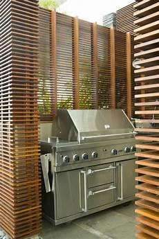 Outdoor Küche Edelstahl - gartengrill edelstahl outdoor k 252 che lattenzaun outdoor