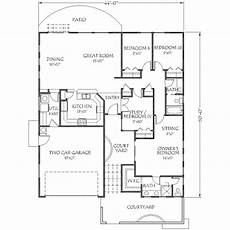 1600 sq foot house plans adobe southwestern style house plan 4 beds 2 00 baths