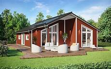 fertighaus bungalow sh 147 b mit holz fassade scanhaus