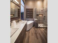 15 Mesmerizing Luxury Contemporary Bathroom Designs You