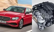 helt ny dieselmotor i nya mercedes e klass auto motor