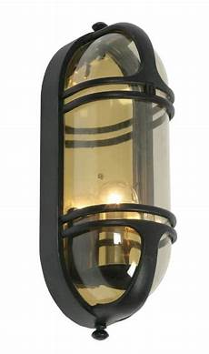 art deco style outdoor bulkhead wall l buckley universal lighting