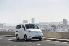 Nissan E Nv200 Reichweite - nissan e nv200 gr 246 223 ere reichweite beim elektro