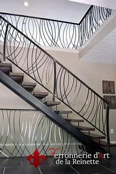 escalier pas cher sur mesure re escalier moderne fer forge sur mesure pas cher