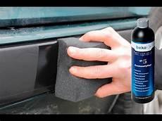 Auto Kunststoff Aufbereiten - performance n 176 5 kunststoffpflege