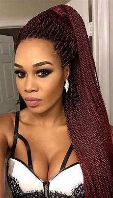 Hairstyles To Do With Micro Braids