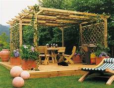 add outdoor interest with a pergola wearefound home design