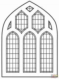 Malvorlagen Fenster Pdf Ausmalbild Buntglas Fenster Ausmalbilder Kostenlos Zum