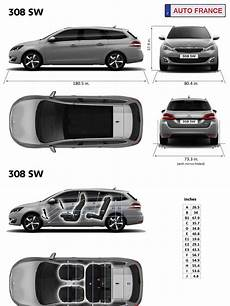 308 Sw Peugeot Rental Comfort Will Not Be An Issue