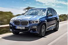 Neuer Bmw X3 - new bmw x3 m40i 2017 review auto express