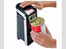 Hamilton Beach Smooth Touch Electric Can Opener : 76606ZA