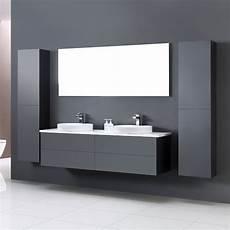 Badmöbel Set Aufsatzwaschbecken - badm 246 bel zwei waschbecken eckventil waschmaschine