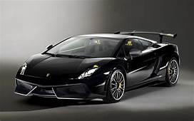 Black Lamborghini  Cars Hd Wallpapers