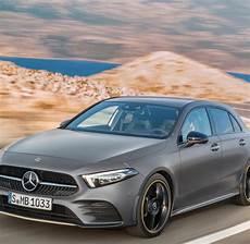 A Typisch Neue Mercedes A Klasse Welt