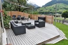Terrassen Garten Zurbr 252 Gg Holzbau Ag