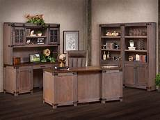 rustic home office furniture cave creek rustic executive desk countryside amish furniture