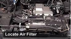small engine maintenance and repair 2000 honda cr v free book repair manuals air filter how to 1997 2001 honda cr v 2000 honda cr v ex 2 0l 4 cyl