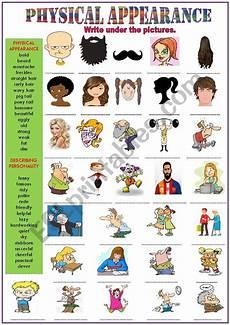describing s appearance worksheet esl 15907 physical appearance esl worksheet by burakcan2004