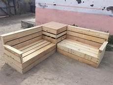 Bänke Aus Paletten - bench out of pallets crate and pallet furniture