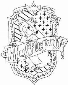 Malvorlagen Harry Potter House Hufflepuff Harry Potter Coloring Book Harry Potter