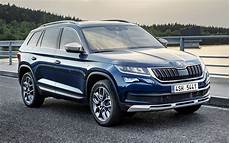 2017 Skoda Kodiaq Scout Wallpapers And Hd Images Car Pixel