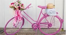 deko fahrrad für blumen pimp my bike fahrradrahmen lackieren so geht s