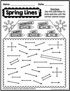 spring no prep math 4th grade by beth teachers pay teachers