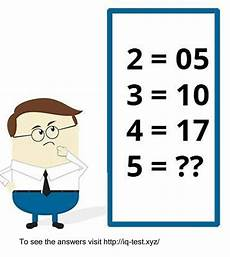 math iq questions for friends to know about the knowledge