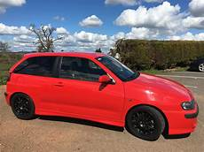 Used 2002 Seat Ibiza 20vt Cupra For Sale In Shropshire