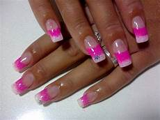 nehty francie ruzova u 241 as de gel francesa degradado nail designs