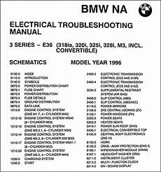 1996 bmw 318is 320i 325i 328i c m3 electrical