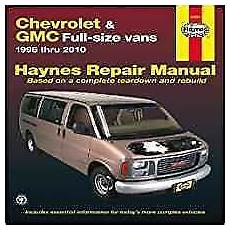 auto repair manual online 2007 gmc savana 3500 transmission control haynes gmc savana 96 10 g1500 g2500 g3500 bus owners service manual handbook ebay