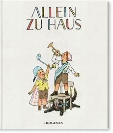Diogenes Verlag Allein Zu Haus