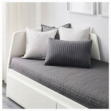 Flekke Day Bed Frame With 2 Drawers White Ikea