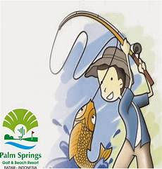 Gambar Kartun Mancing Ikan Lucu
