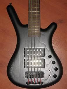 Sold Ft Warwick Corvette Buck 5 String Bass