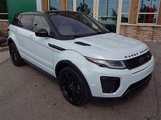 New 2017 Land Rover Range Rover Evoque Hse Dynamic 4d