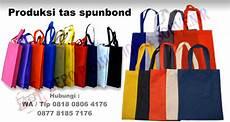 produksi tas spunbond di tangerang barang promosi mug promosi payung promosi pulpen promosi