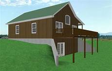 house plans with walk out basements 2 story walkout basement with wraparound porch basement