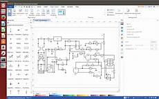 wiring diagram software linux electrical diagram software for linux