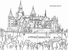 Malvorlagen Ritter Und Burgen Ausmalbilder Burgen Unique Malvorlage Burg Hohenzollern