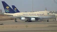 Foto Langka Pesawat Yang Digunakan Raja Arab Saudi Ke