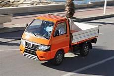 Piaggio Porter Basis Kleintransporter Pritsche Kipper